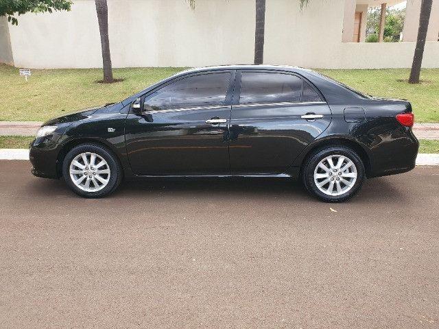 Corolla Altis 2010/2011 2.0 Preto, Completo