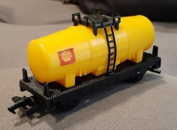 Ferrorama XP200- na caixa sem locomotiva - Foto 4