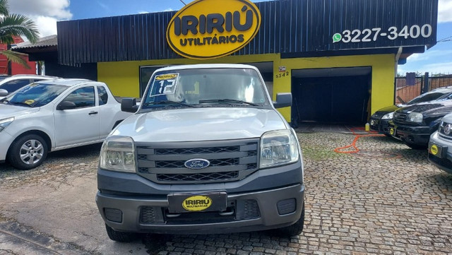 Ranger 3.0 XL 4x4 2012 Diesel Completa - Foto 2