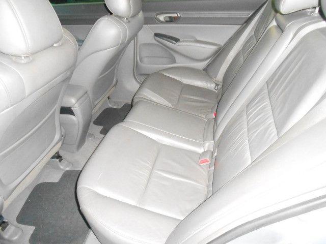 Honda Civic LXL 1.8 16V Flex Aut - Foto 8