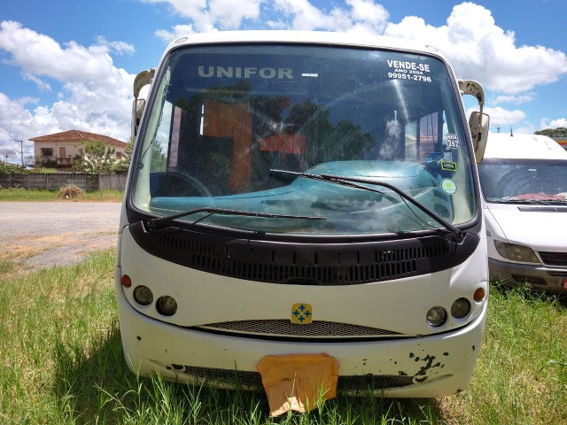 Micro ônibus VW Busscar Micruss - Foto 7