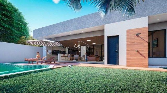 Casa com 4 suítes à venda, 342 m² por R$ 3.650.000 - Jardins Paris - Goiânia/GO - Foto 3