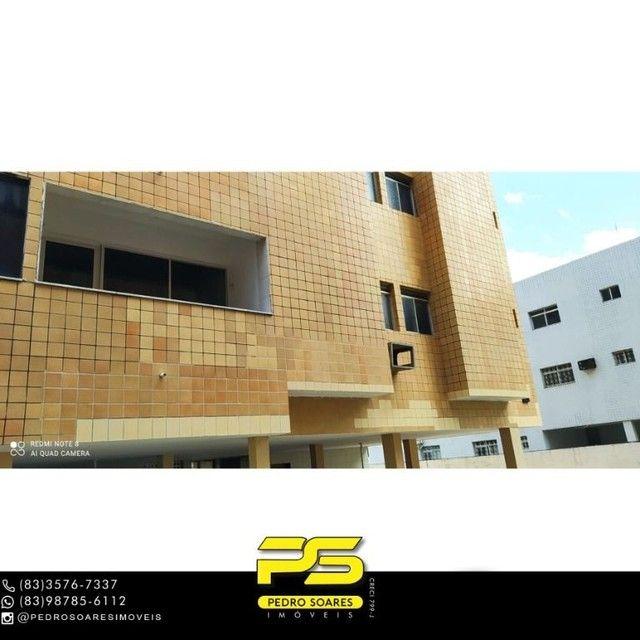 Apartamento com 3 dormitórios à venda, 103 m² por R$ 200.000 - Brisamar - João Pessoa/Para