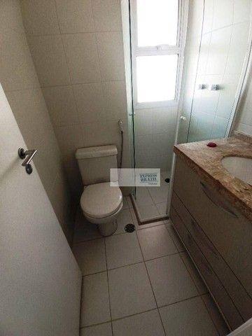 Condomínio Super Procurado, apartamento claro, vista livre, semi-mobiliado, todo comércio  - Foto 16