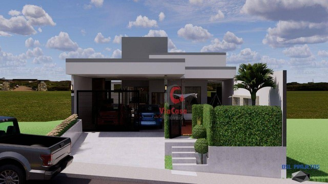 Casa com 3 dormitórios à venda, 254 m² por R$ 980.000,00 - Vale dos Cristais - Macaé/RJ - Foto 2