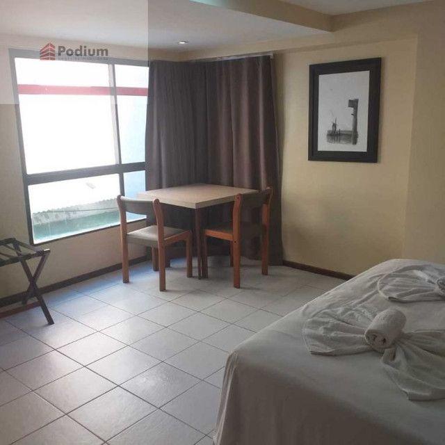 Loft à venda com 1 dormitórios em Tambaú, João pessoa cod:14585 - Foto 13
