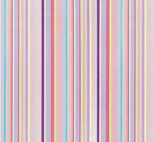 Lindo papel parede com listras coloridas