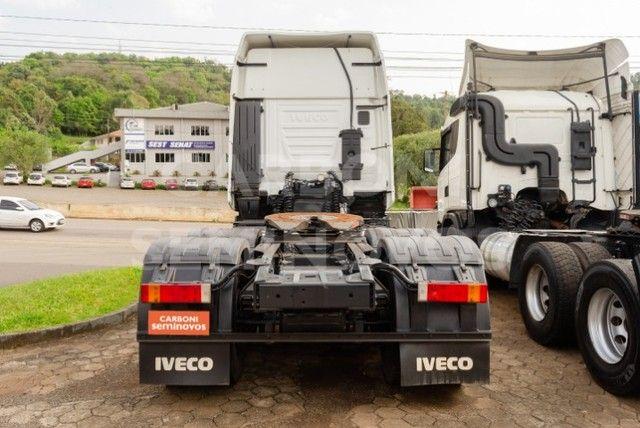 Iveco Hi way 600S44 6X2, ano 2018/2019 - Foto 9