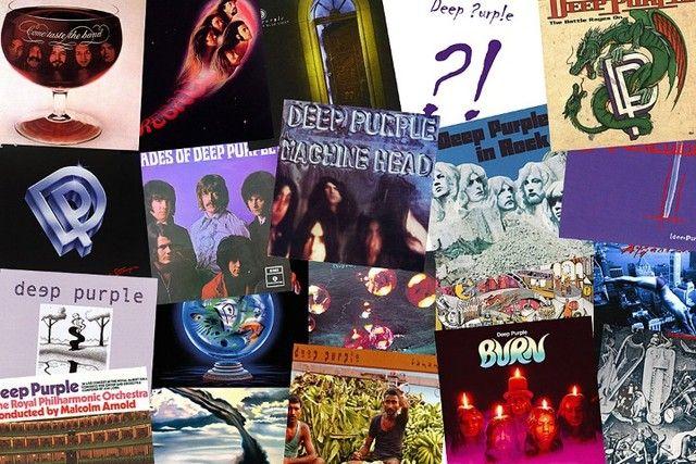 Deep Purple todas as mu$ic@s p/ouvir no carro, em casa no apto - Foto 2