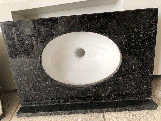 Pia de granito pra banheiro  - Foto 6