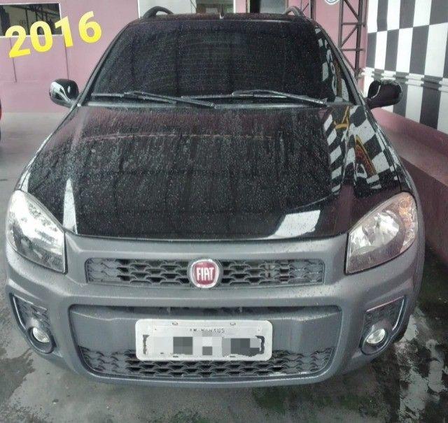 Fiat Strada 3 portas 2016  - Foto 4