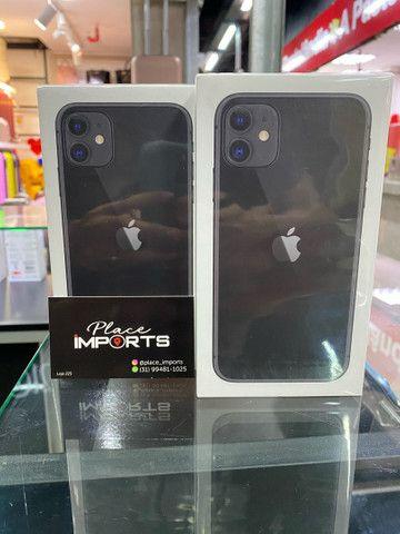IPhone 11 64Gb, lacrado, loja física e entregamos em toda Bh e região - Foto 3
