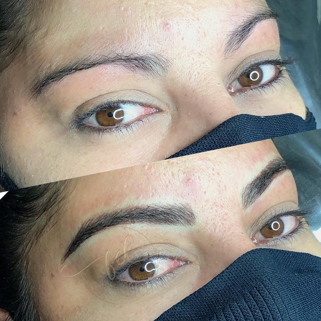 Micropigmentação de sobrancelhas  - Foto 3
