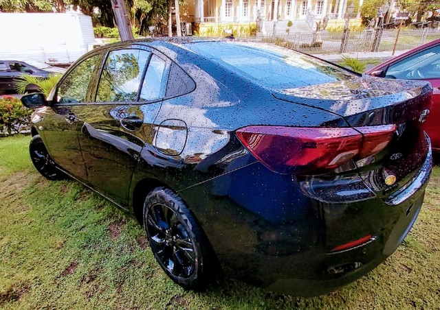 Chevrolet Onix Plus Midnight 1.0 2022 - Foto 13