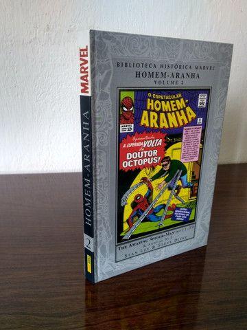 Biblioteca Histórica Marvel - Homem Aranha - Volume 2 - Foto 3