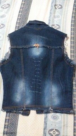 Colete jeans - Foto 2