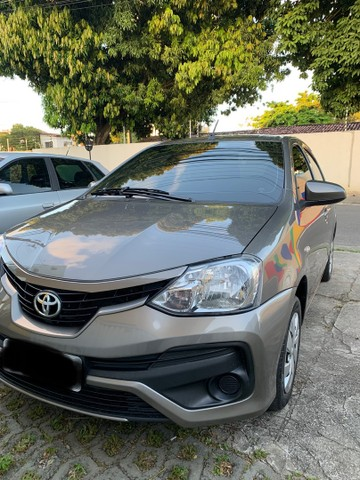 Toyota Etios 1.3 X 16v Flex 5p Manual 2018