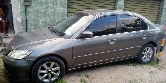 Vende-se Honda Civic LXL - 2004 - Foto 3