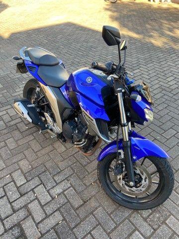 Vendo Moto Fazer 250 - 19/20 - Super conservada - Foto 4
