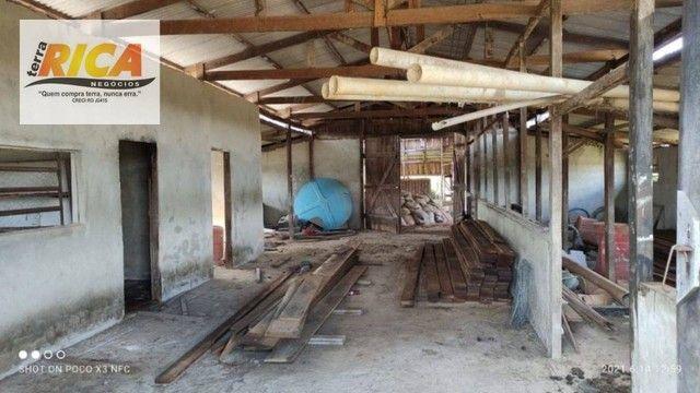 Fazenda a venda, com 129 hectares, no distrito de Triunfo/RO - Foto 9