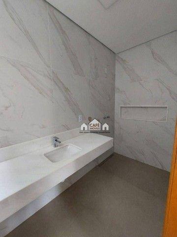 Casa com 4 dormitórios à venda, 250 m² por R$ 1.690.000,00 - Condomínio Boulevard - Lagoa  - Foto 3