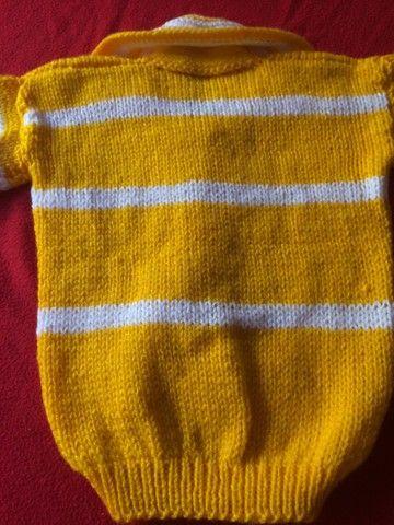 Casaco de lã bem quentinho ! Novo 60 reais  - Foto 2