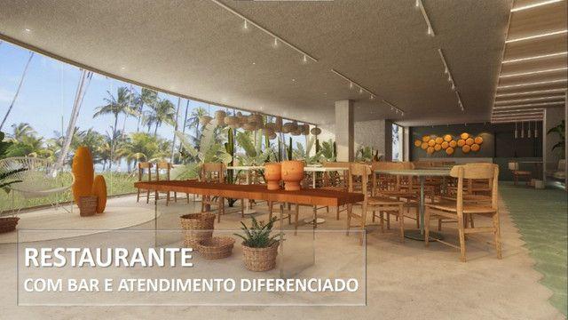 Ozm- Apartamento na praia de Muro Alto, 59m - Foto 9