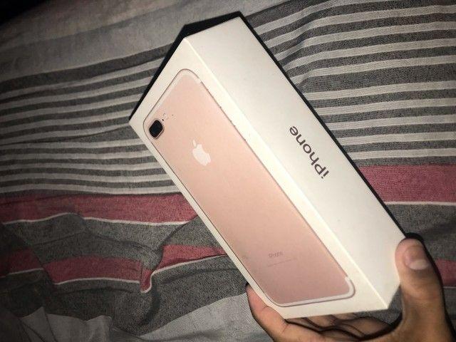 Vendo ou troco iPhone 7 Plus  - Foto 5