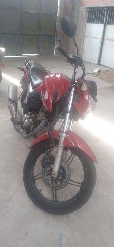Moto CG 160.