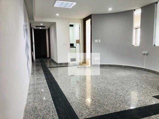 Sala, 353 m² - venda por R$ 3.003.000,00 ou aluguel por R$ 24.059,14/mês - Ilha do Leite - - Foto 20