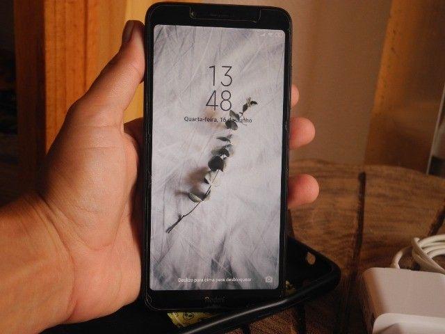 Celular Xiaomi Redmi 7A 16GB (usado) - Foto 2