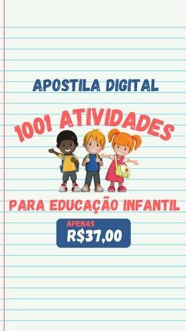 O Material para alfabetização mais vendido do Brasil! - Foto 3