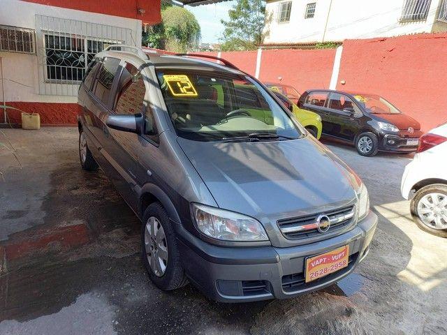 ZAFIRA 2011/2012 2.0 MPFI COMFORT 8V FLEX 4P AUTOMATICO - Foto 3