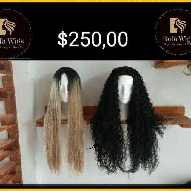 Peruca , lace Wigs  - Foto 2
