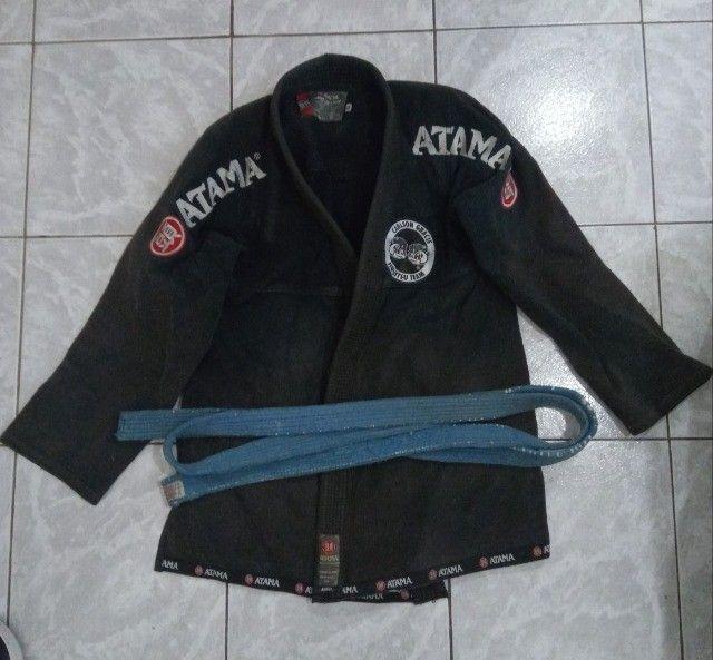 Kimono Atama - Tamanho A2 - Foto 2