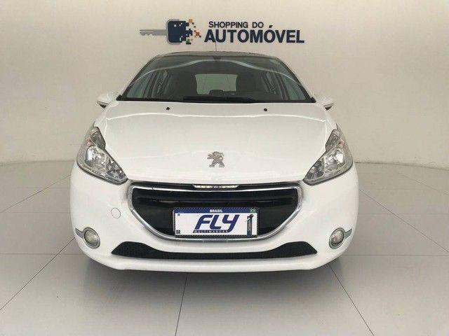 208 2015/2016 1.6 ALLURE 16V FLEX 4P AUTOMÁTICO