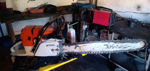 Motosserra sthill 660 magnum