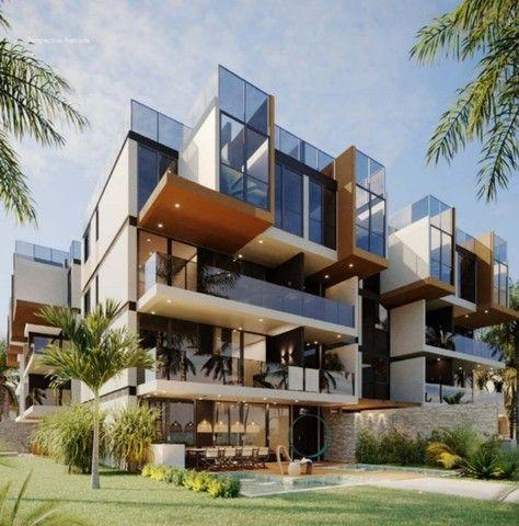 Cais Eco Residência, apartamento com 2 quartos de em Muro Alto
