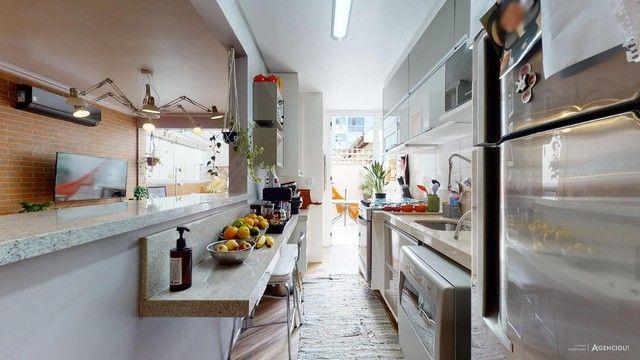 Apartamento de 101m², com 2 dormitórios/quartos, 1 suite com closet, 2 vagas cobertas - Jd - Foto 17