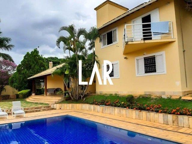 Casa em Condomínio à venda, 4 quartos, 1 suíte, 6 vagas, Braúnas - Belo Horizonte/MG