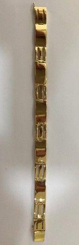 Bracelete Masculino em Ouro 18K
