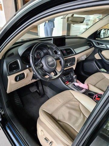Audi Q3 2.0 Turbo 4x4 interna caramelo - Foto 6