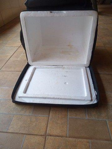 Bag preta para delivery - Foto 3