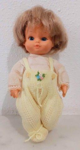 Boneca Bebê Biju - Estrela anos 80
