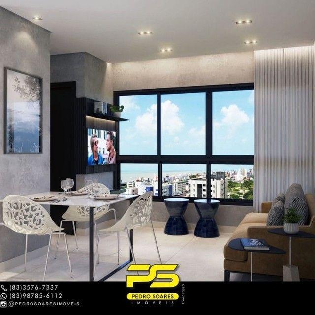 Flat à venda, 32 a 35 m² partir de R$ 214.681 - Bessa - João Pessoa/PB - Foto 5