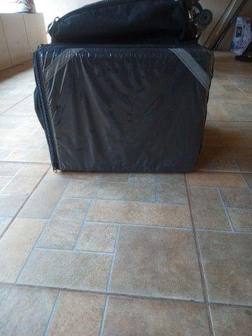 Bag preta para delivery