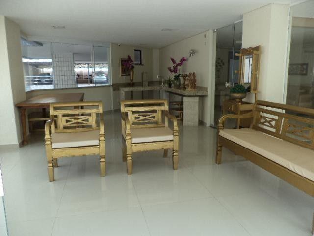 Apartamento de 118m² com 2 suítes, wc, dce, andar alto. Fez uma reforma aumentando a sala  - Foto 5
