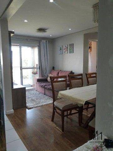 Bonjur, Apartamento 2 dormitórios - Fanny - Curitiba - Foto 4