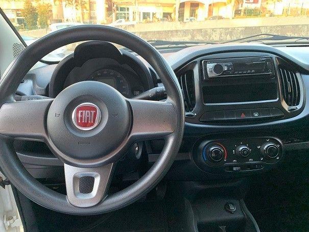 Fiat Uno Attractive 1.0 Flex 2020/2020 Branco Cód. 2055 - Foto 9