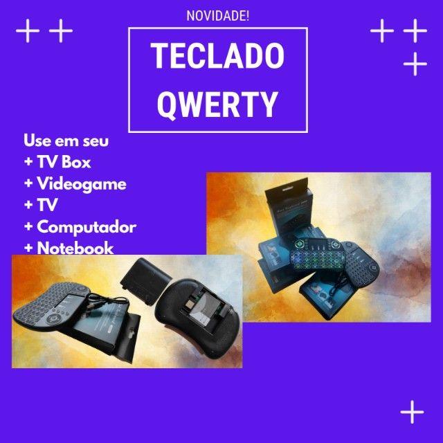 Controle - Teclado Qwerty (Para tvb0x, console, computador, etc) - Foto 2